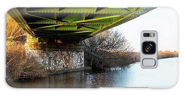 Railway Bridge Galaxy Case