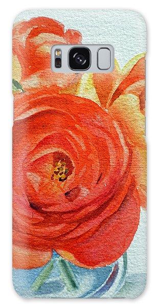 Rose Galaxy Case - Ranunculus by Irina Sztukowski