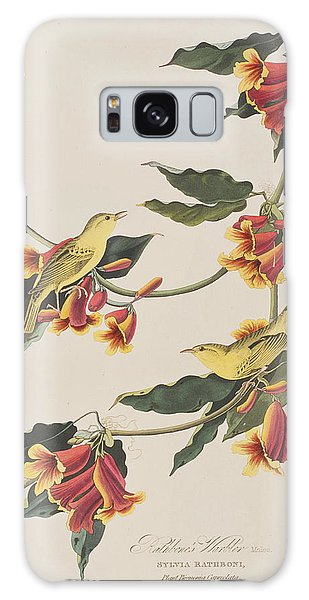 Rathbone Warbler Galaxy Case by John James Audubon