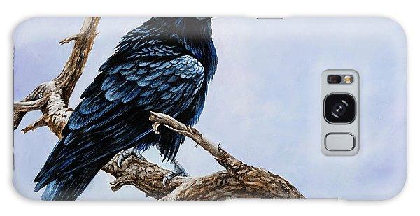Raven Galaxy Case