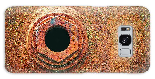 Receptacle Galaxy Case by Tom Druin