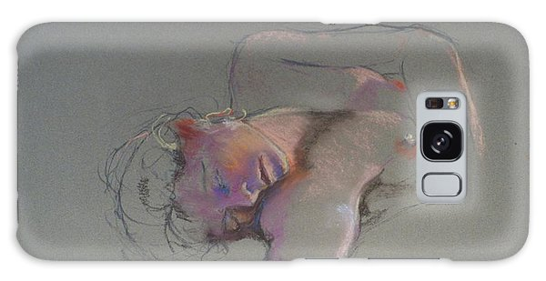 Reclining Study Galaxy Case