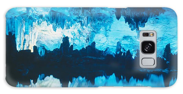 People's Republic Of China Galaxy Case - Reed Flute Cave In Guilin, Guangxi by Panoramic Images