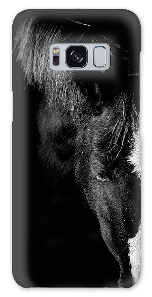 Equine Galaxy Case - Remembrance  by Paul Neville