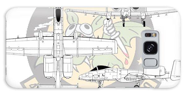Republic A-10 Thunderbolt II Galaxy Case
