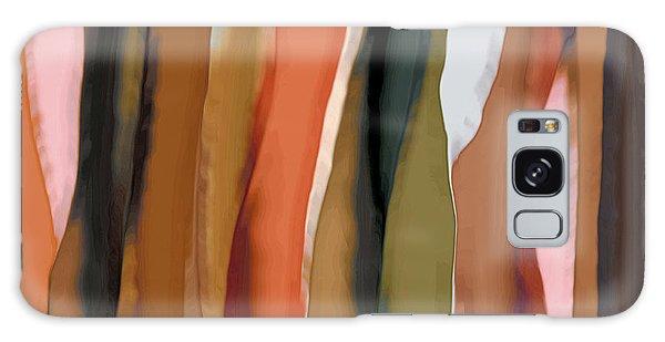 Ribbons Galaxy Case by Bonnie Bruno