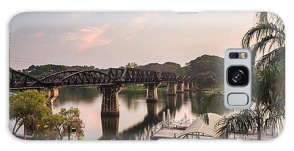 River Kwai Bridge Galaxy Case