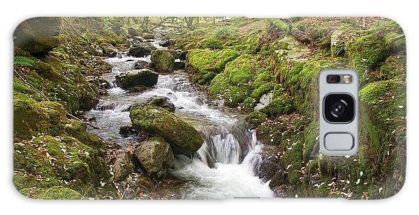 River Lyd On Dartmoor Galaxy Case