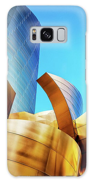 Walt Disney Concert Hall Galaxy Case - River Of Gold by Az Jackson