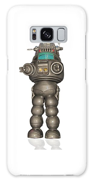 Robby The Robot Galaxy Case by Gary Warnimont
