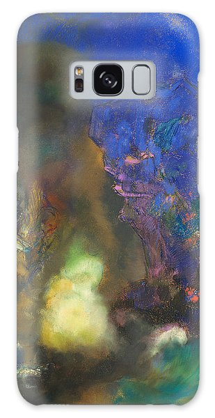 Impressionistic Galaxy Case - Roger And Angelica by Odilon Redon