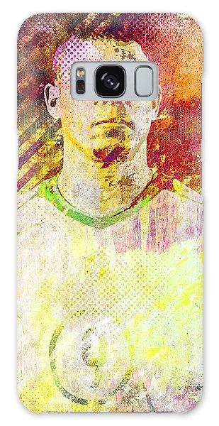 Ronaldo Galaxy Case