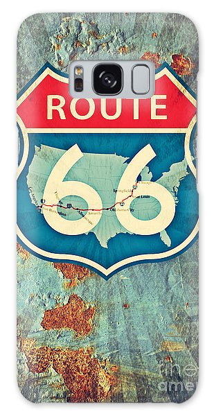 Route 66 Galaxy Case
