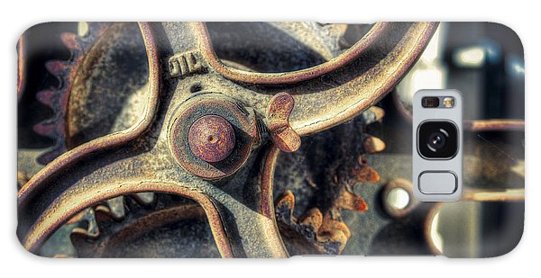 Rust Never Sleeps Galaxy Case