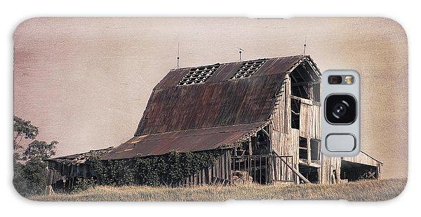 Pasture Galaxy Case - Rustic Barn by Tom Mc Nemar