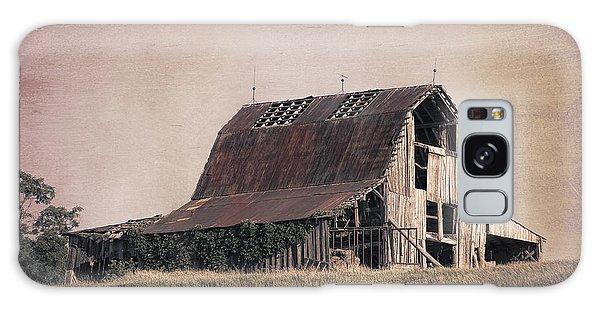 Shed Galaxy Case - Rustic Barn by Tom Mc Nemar
