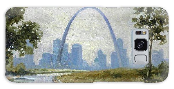 Saint Louis Panorama Galaxy Case