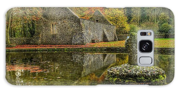 Saint Patrick's Well Galaxy Case