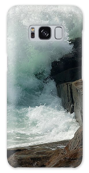 Salty Froth Galaxy Case