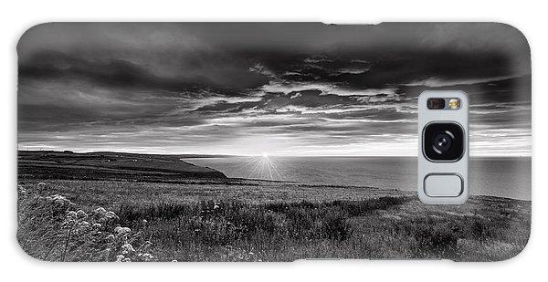 Scottish Sunrise Galaxy Case