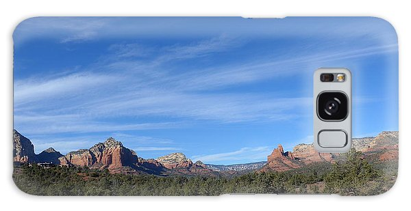 Sedona Beauty  Galaxy Case by Marlene Rose Besso