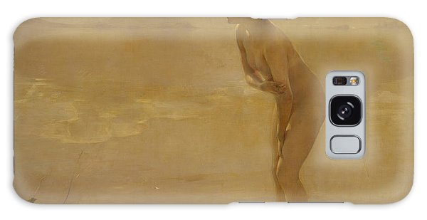 Controversial Galaxy Case - September Morn by Paul Chabas