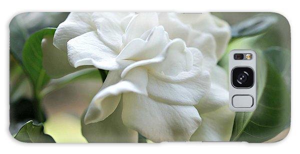 Gardenia Galaxy Case - Graceful by Kathy Bucari