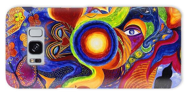 Magical Eclipse Galaxy Case by Marina Petro