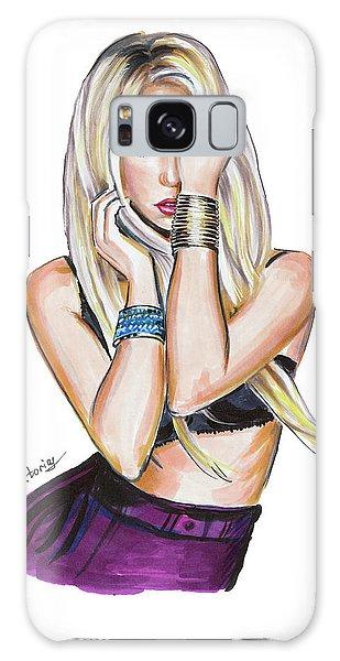 Shakira Galaxy Case