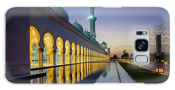 Sheikh Zayed Grand Mosque Galaxy Case