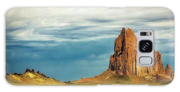 Shiprock, New Mexico Galaxy Case