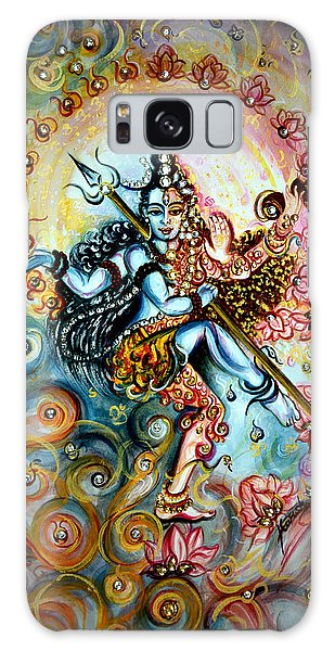 Shiva Shakti Galaxy Case