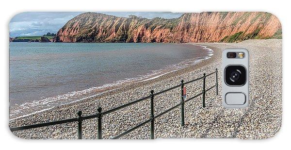 Otter Rock Galaxy Case - Sidmouth - England by Joana Kruse