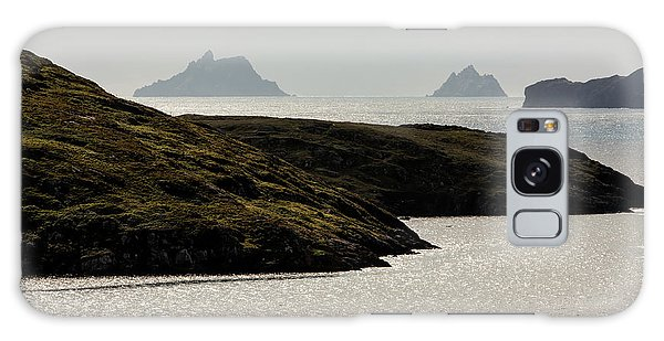 Skellig Islands, County Kerry, Ireland Galaxy Case