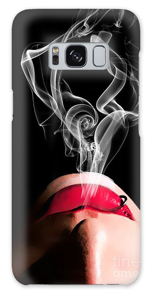Smoke Galaxy Case