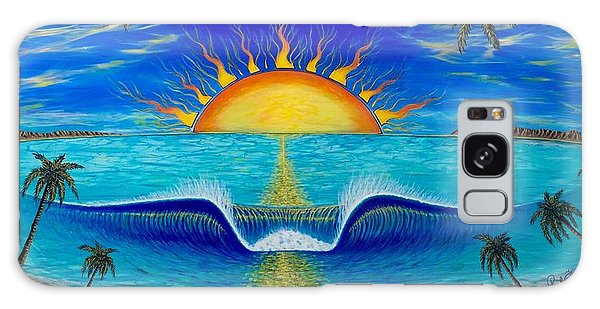 Socal Sunset Galaxy Case
