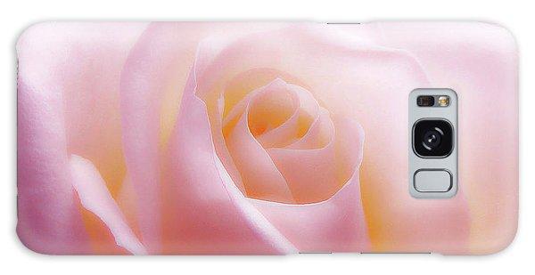 Soft Nostalgic Rose Galaxy Case