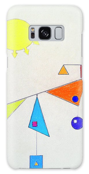 Something New Under The Sun Galaxy Case
