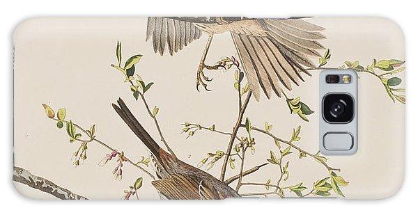 Song Bird Galaxy Case - Song Sparrow by John James Audubon