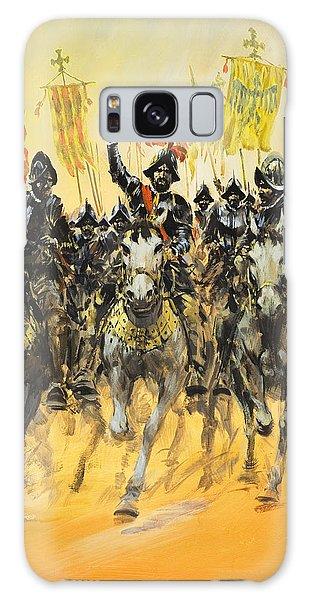 Spanish Conquistadors Galaxy Case