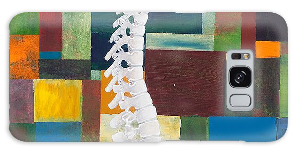 Figurative Galaxy Case - Spine by Sara Young