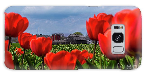 Spring In Rhode Island Galaxy Case