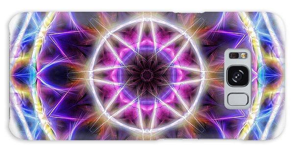 Spring Energy Mandala 2 Galaxy Case