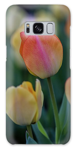 Spring Tulip Galaxy Case