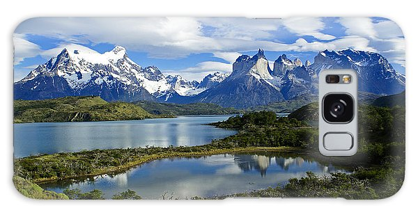 Springtime In Patagonia Galaxy Case