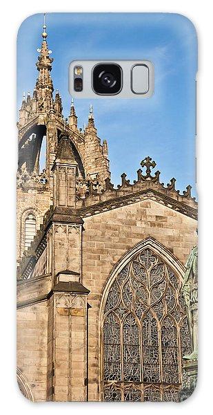 St Giles Cathedral  Edinburgh Galaxy Case