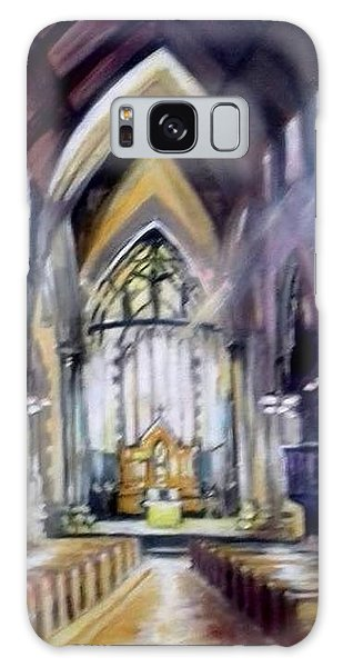 St Johns Cathedral Limerick Ireland Galaxy Case