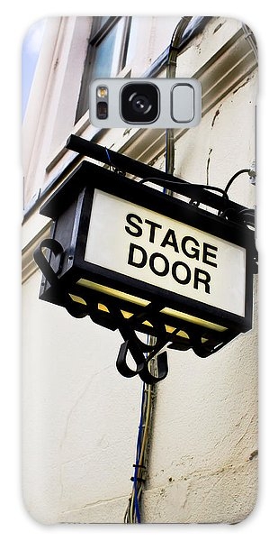 Stage Door Sign Galaxy Case