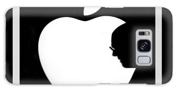 Steve Jobs Apple Galaxy Case