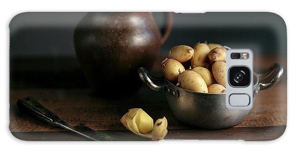 Potato Galaxy Case - Still Life With Potatoes by Nailia Schwarz